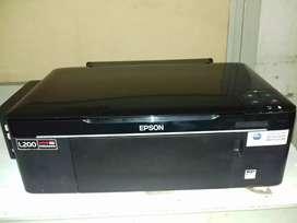 Jual Epson L200 Print Scan Copy