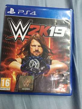 WWE 2K 20 PS4