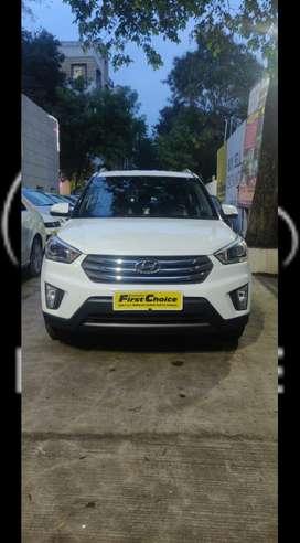 Hyundai Creta, 2015, Diesel