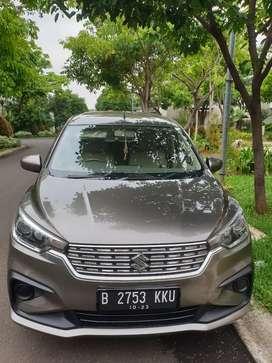Suzuki Ertiga GL Manual Tahun 2018 Tangan Pertama Istimewa Sekali