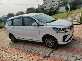 Maruti Suzuki Ertiga ZXI Plus, 2020, Petrol