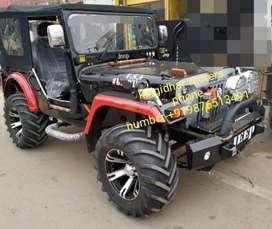 Newstylish modified jeep