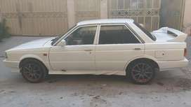 Good condition sport car for sale,built beast in pearl white colour.