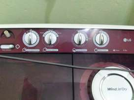 Excellent condition LG semi Automatic washing machine