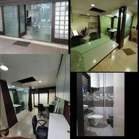 Furnished Office on rent at 20k in sanpada