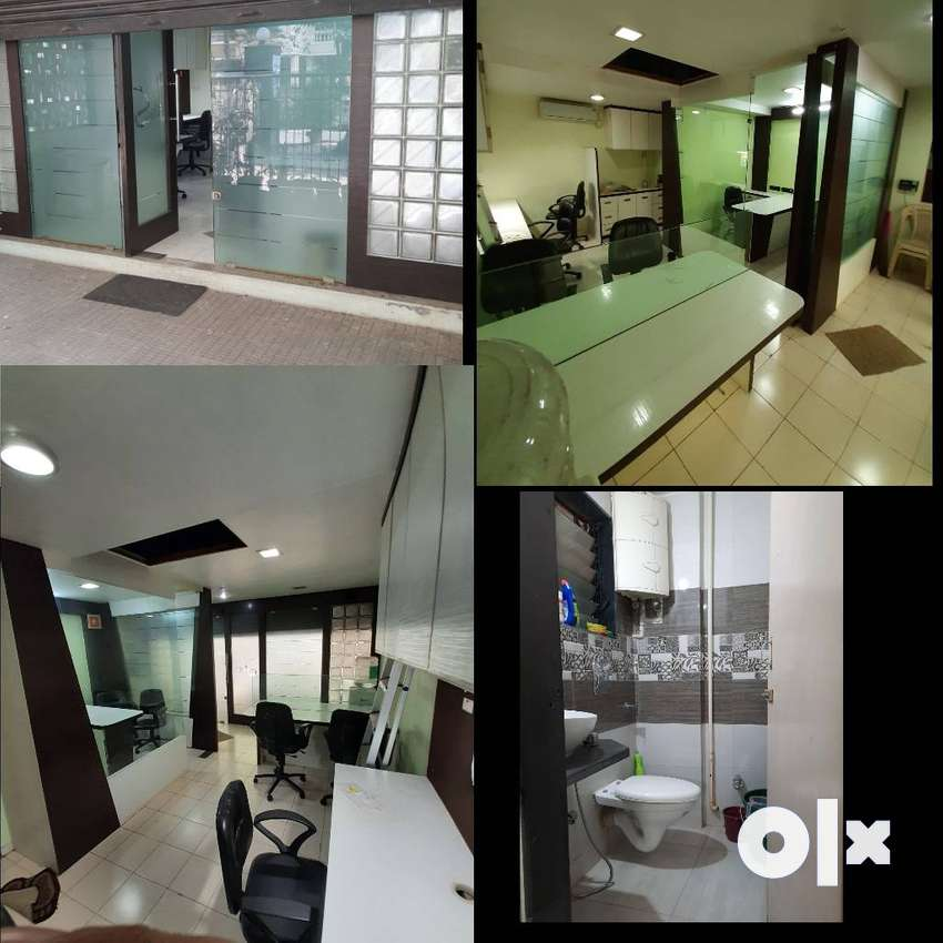 Furnished Office on rent at 20k in sanpada 0