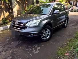 Honda CR- V 2.4 Matic 2010 Abu2 Metalik DP CEPER