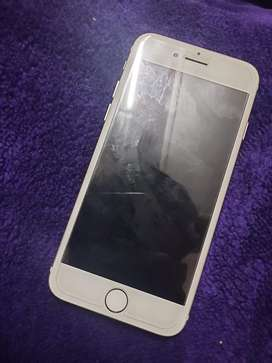 Iphone 7 gold all working