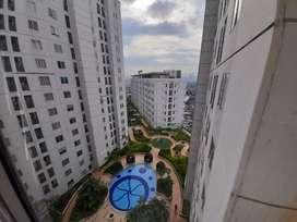 Dijual BU 2BR Furnished view swimming pool di Apartemen Bassura city