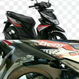 Spakbor Kolong Honda Beat Fi/Hugger Beat fi