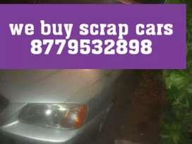 Total loss scrap car buyer