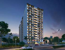 2BHK Flat in Just 33 lacs in a high-rise campus at Jahangirabad
