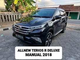 Allnew terios r deluxe manual 2018