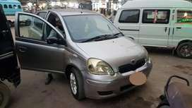 Toyota Vitz 2004/2007 Great Engine Fully Loaded Package