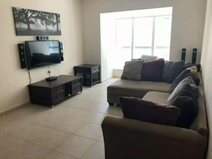 Furnished apartment for rent one bed two bed flates available in bhria 0