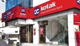 Urgent hiring in kotak mahindra bank