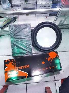 Paket plus pasang Paket audio Embassy
