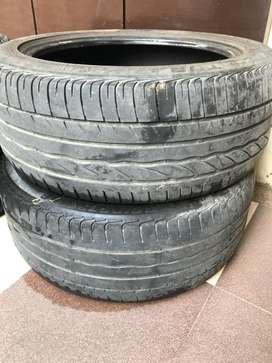 bridgstone car tyres