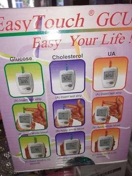 Alat cek gula darah