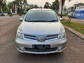 (Cash) Nissan grand livina 1.5 XV 2011 matic pajak hidup siap pakai