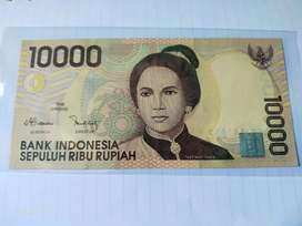 Uang Kertas 10000rb Rupiah Tjut Nyak Dhien
