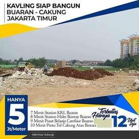 Tanah Kavling Murah di Jakarta Timur