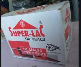 SUPER LAC Wheel Hub Oil Seal for all Trucks , Tempos & Bus