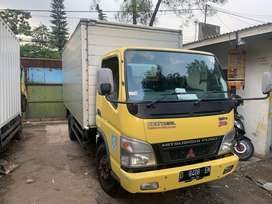 Truck Mitsubishi Colt Diesel Canter Fe 74 Superspeed Box Alm 2014 km84
