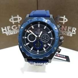 Jam Tangan Hegner 1670 Blue