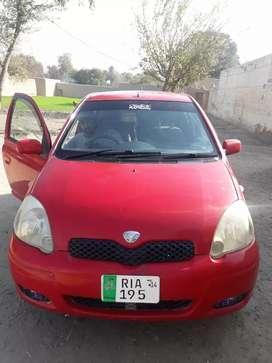 Vitz Car for Sale in Bannu