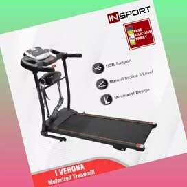 treadmill elektrik verona M-122 ireborn