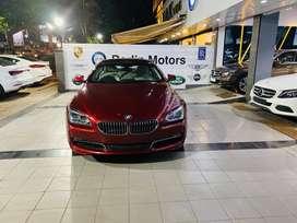 BMW 6 Series 640d Eminence, 2013, Diesel