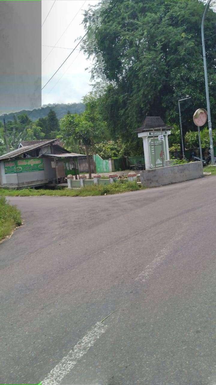 Kode : TP 1645 #Tanah Pekarangan Strategis di Timur Pasar Pundong Bant