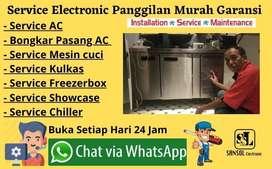 Service AC SHOWCASE Servis Kulkas Mesin Cuci Buduran Sidoarjo