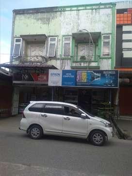 Ruko lokasi strategis di pusat pasar kualasimpang