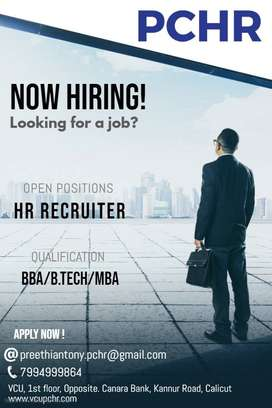 HR Recruiter