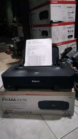 Ready Printer Canon ip 2770 siap pakai