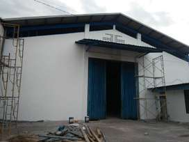 Disewakan Gudang Luas di jalan Raya Margomulyo daerah Greges Surabaya