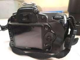 Nikon D 90 camera