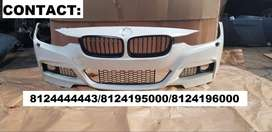 //BMW Bumpers All Model & All Used And New Spares Available//