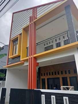 Dijual Cepat Rumah Baru Siap Huni lokasi strategis di Jagakarsa Jaksel