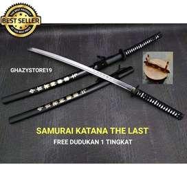 SAMURAI KATANA THE LAST FREE DUDUKAN