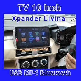 Premium tv Android smart by sistem play usb 10 in for xpander