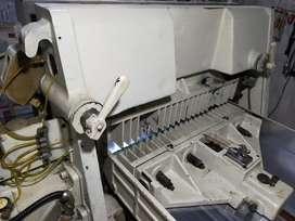 Mesin potong kertas offset itoh 72 japan mulus halus presisi