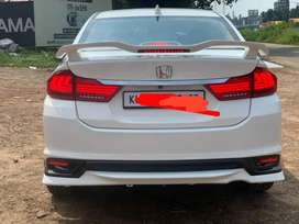 Honda City sports led spoiler