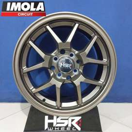 Velek Racing Ring 15 Mobil Livina Brio HSR Hayur Pcd 4x100 dan 4x114,3