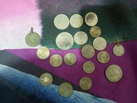 Collectable coins , history of indopak related to british empire