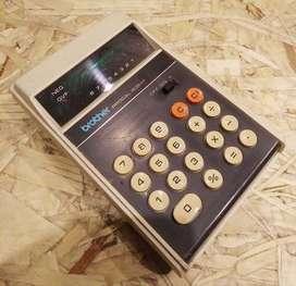 Kalkulator Antik Brother