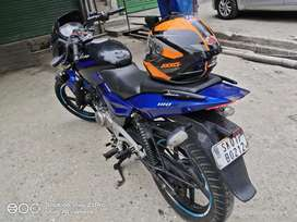 Selling my bike because of money need.