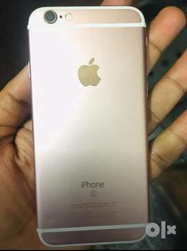 Iphone 6s rose gold color